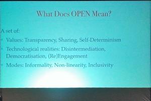 Open definition